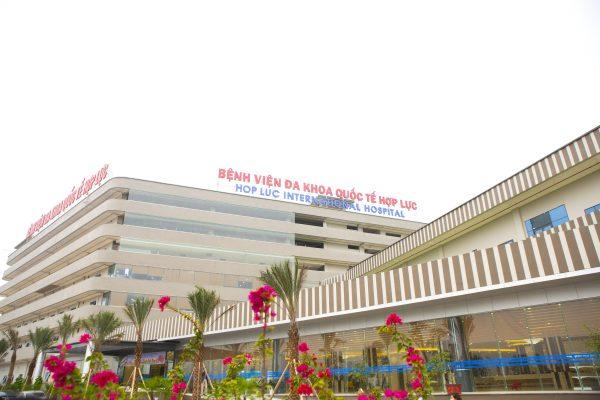 Bệnh viện Đa khoa Quốc tế Hợp Lực