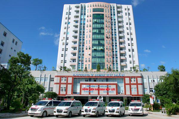 Mở rộng Bệnh viện Đa khoa Hợp Lực-  Nhà để xe
