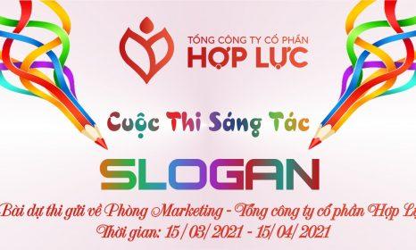 Phát động cuộc thi sáng tác Slogan